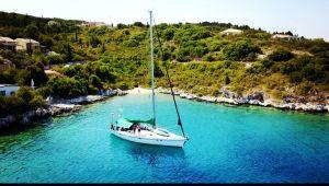 Crociera in barca a vela nell'arcipelago della Maddalena-Sardegna