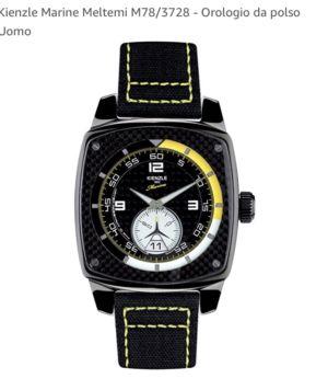 Vendo orologio da polso uomo kienzle